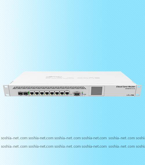 روتر CCR1009-7G-1C-1S+_سوشیانت