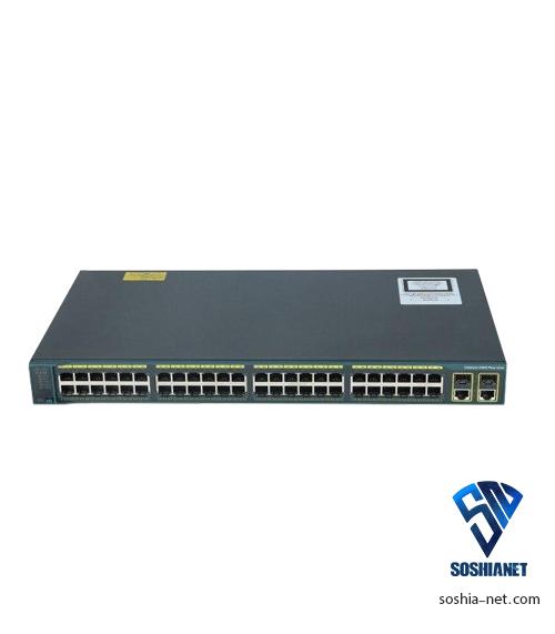 سوئیچ WS-C2960-48PST L سیسکو