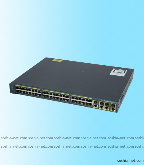 سوئیچ WS-C2960G-48TCL سیسکو