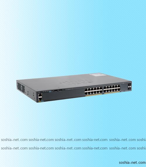 سوئیچ WS-C2960-24 PS L