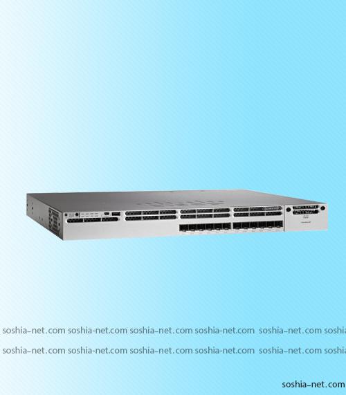 سوئیچ WS-C3850-12XS-S