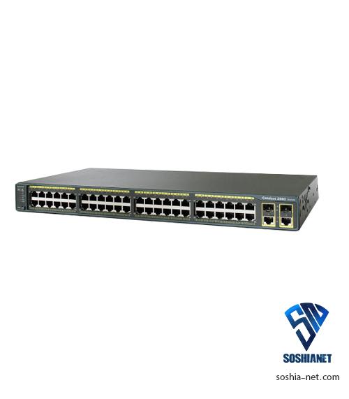 سوئیچ WS-C2960X-48FPS L