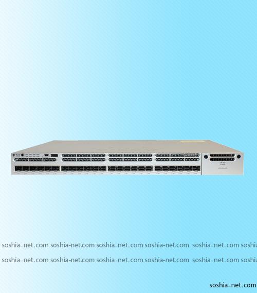 سوئیچ WS-C3850-24XS-S