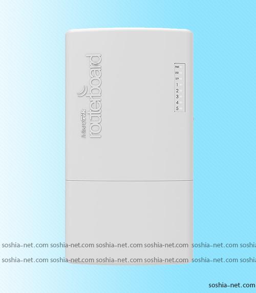 روتر PowerBox Pro میکروتیک