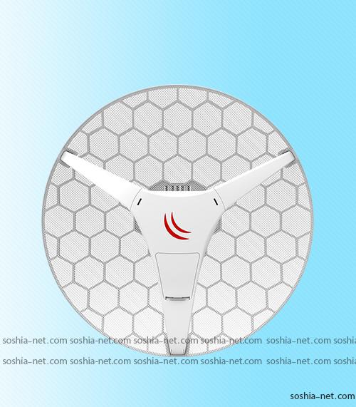 رادیو وایرلس Wireless Wire Dish میکروتیک