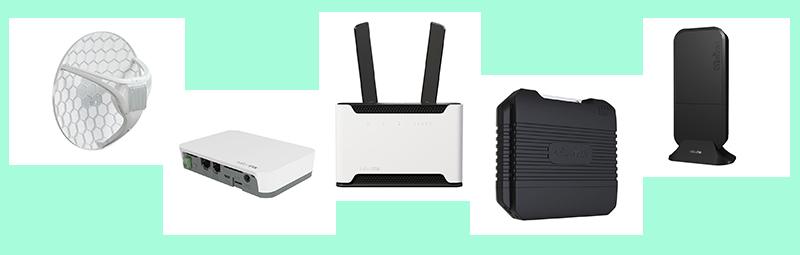 جدیدترین تجهیزات شبکه میکروتیک